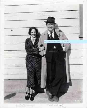 Mitzi Ted Healy blue watermark