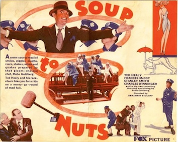 Soup To Nuts poster small