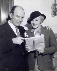 Ted Healy and Betty Healy
