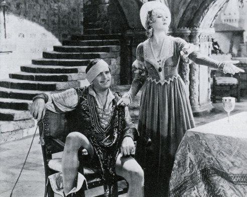 Mary Pickford Douglas Fairbanks The Taming of the Shrew 1929