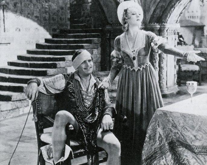 Mary Pickford Douglas Fairbanks The Taming of the Shrew 1929