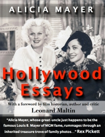 Hollywood Essays iBook front cover
