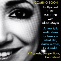 Alicia Mayer Hollywood Time Machine