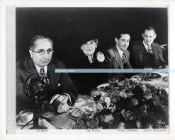 Louis + Meg Robson + Irving Thalberg + Lionel Barrymore watermark