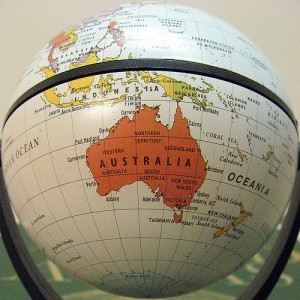 globe-showing-australia-on-map