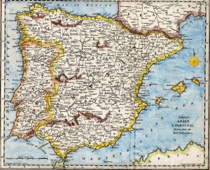 iberian_peninsula_antique_map
