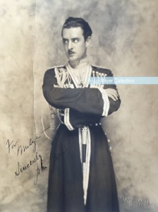 John Gilbert in HIS HOUR 1924 watermark