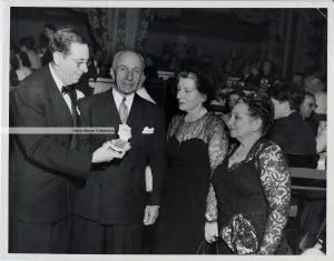 Rabbi Magnin + Harry and Rae Warner + Ida Mayer Cummings watermark
