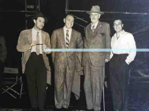 Stanley Donen Sol Baer Fielding Unknown Man Gene Kelly watermark