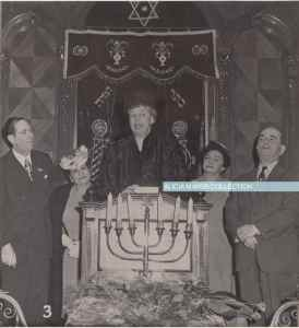 1946 Rabbi Magnin E Roosevelt Ida Margaret Mayer Nathan Weisman synagogue watermark