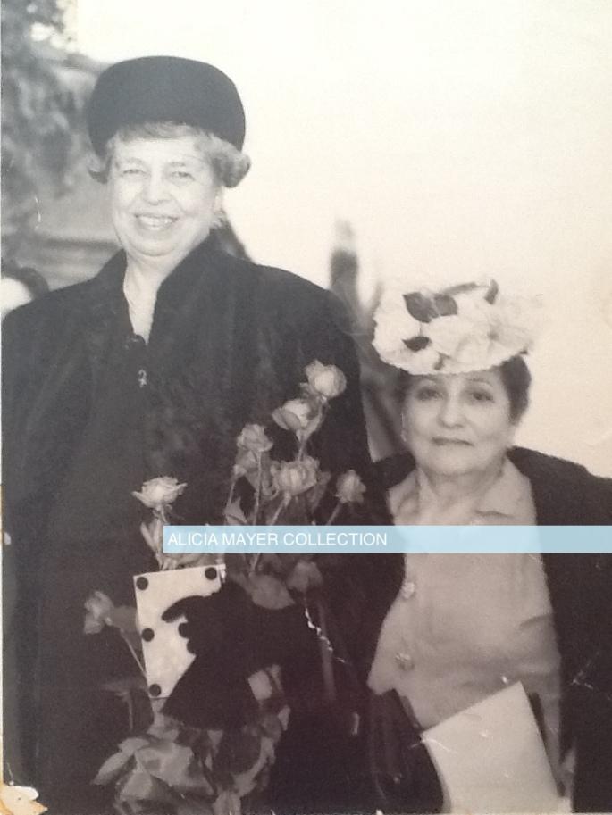 Ida and Eleanor Roosevelt small watermark
