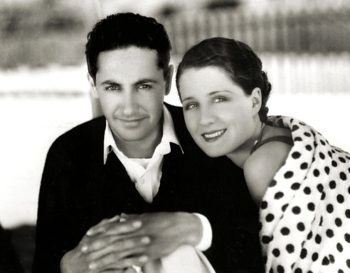 Irving Thalberg Norma Shearer August 1928-EMBED
