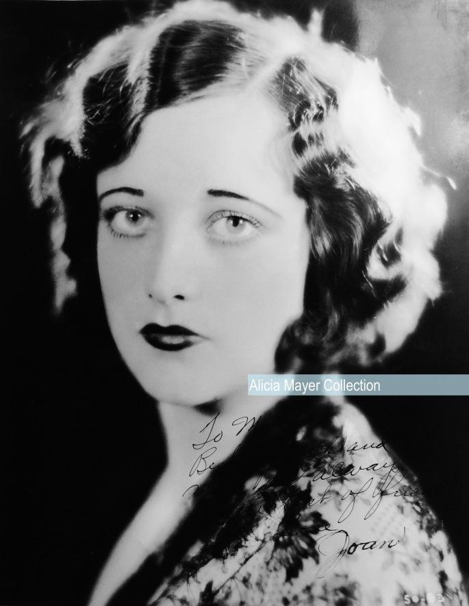 Joan Crawford watermark