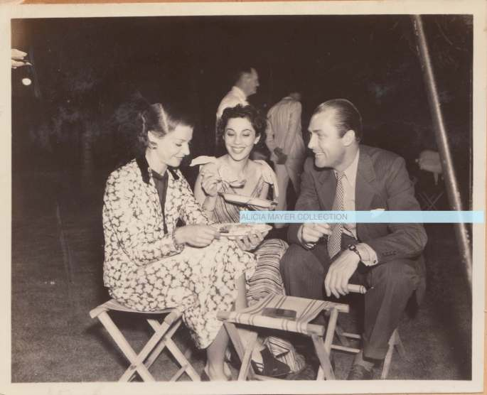 Women without Men party WS Van Dyke party July 1 1935 ballerina Alice Nikitina Brian Aherne watermark