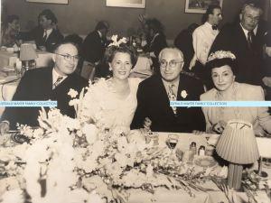 Jerry and Rheba Mayer w Louis and Margaret Mayer K Jillian Richman watermark