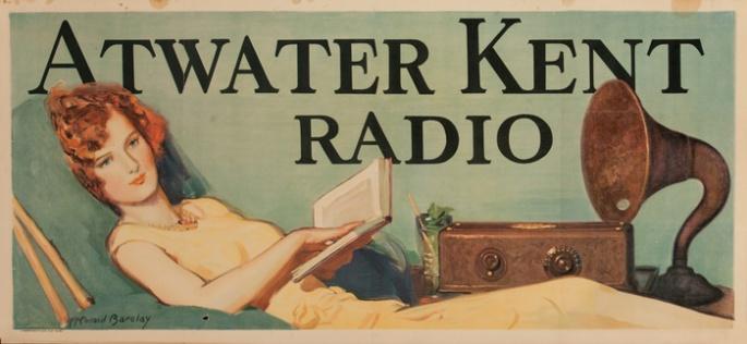 atwater kent radio ad