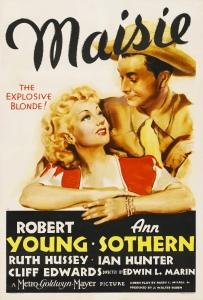 Maisie Film Poster